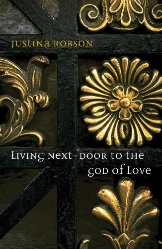 Living Next-Door to the God of Love, UK cover