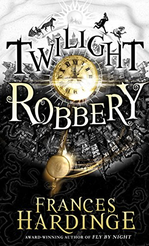 Twilight Robbery UK cover
