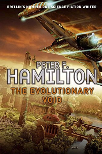The Evolutionary Void UK cover