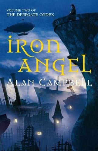 Iron Angel, UK cover