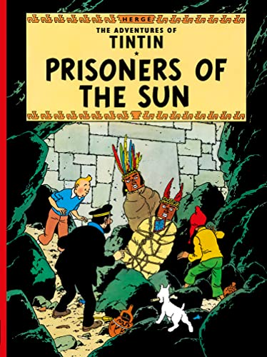 The Adventures of Tintin, Tome 14 : Prisoners of the Sun