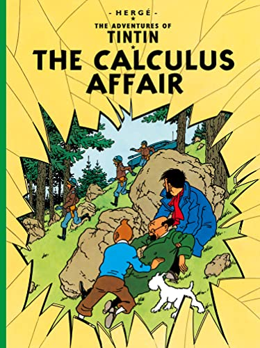 The Adventures of Tintin : The Calculus Affair