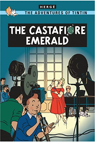 The Adventures of Tintin : The Castafiore Emerald