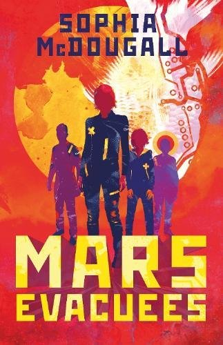 Mars Evacuees cover