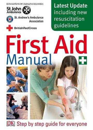 Emergency First Aid Manual & quick reference booket