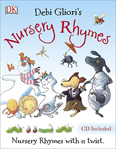 Nursery Rhymes: Book & CD