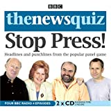 The News Quiz - Stop Press! (Audio)