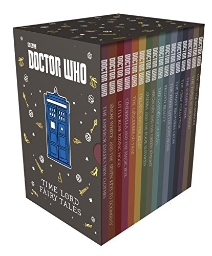 Doctor Who: Time Lord Fairy Tales Slipcase