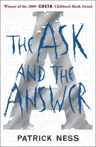 The Ask and The Answer UK cover