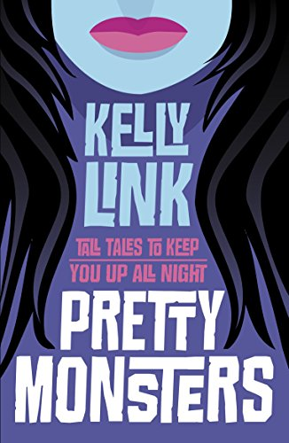 Pretty Monsters UK cover
