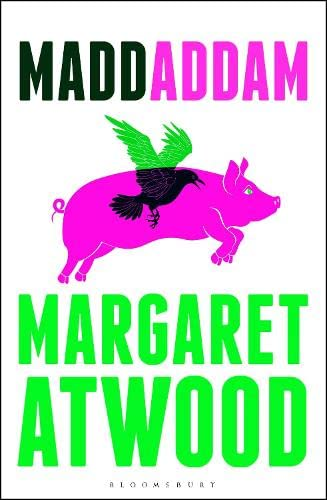 Maddaddam UK cover