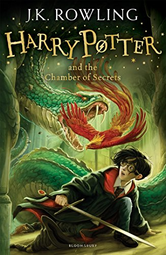 Harry Potter and the Chamber of Secrets par J. K. Rowling