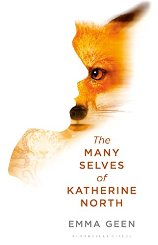 The Many Selves of Katherine North UK cover