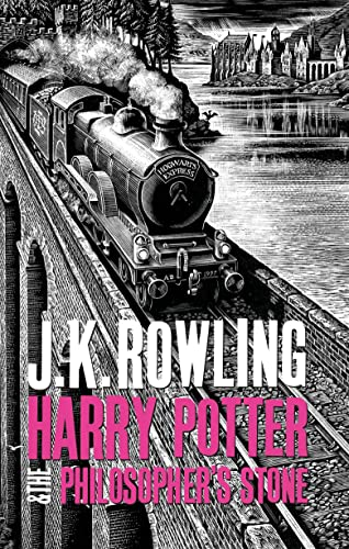 Harry Potter and the Philosopher's Stone par J. K. Rowling