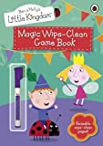 Ben and Holly's Little Kingdom: Magic Wipe-Clean Game Book.