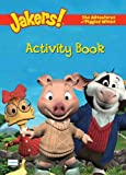 Amazon book - Jakers activity book
