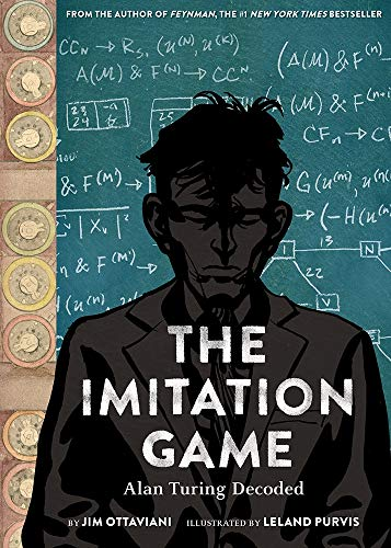 The imitation game par Jim Ottaviani