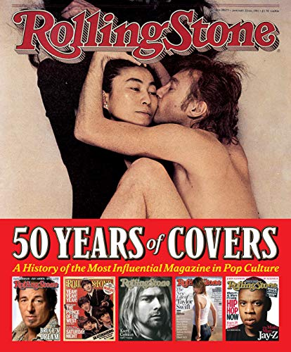 Rolling Stone covers 50 years