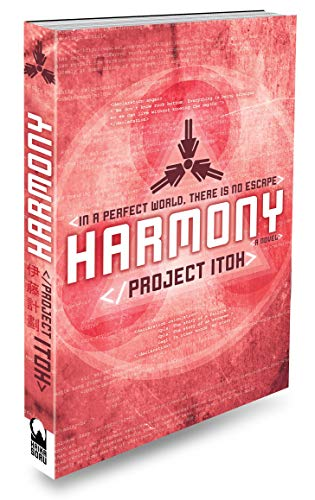 Harmony cover