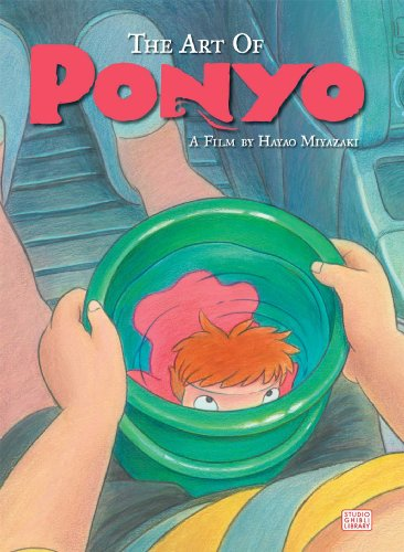 The Art of Ponyo on the Cliff par