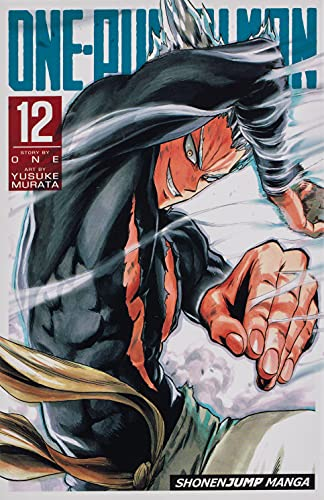 One-Punch Man, Vol. 12 par ONE