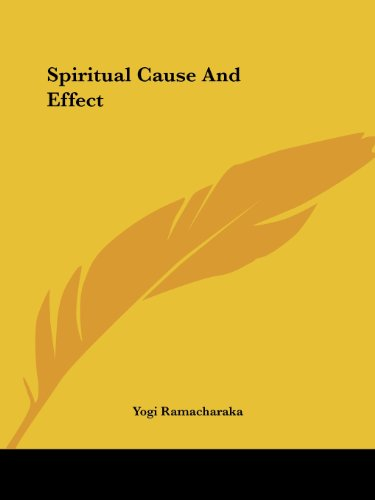 Spiritual Cause and Effect