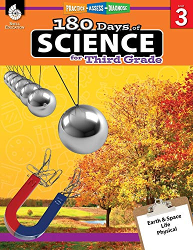 180 Days of Science for Third Grade: Practice, Assess, Diagnose