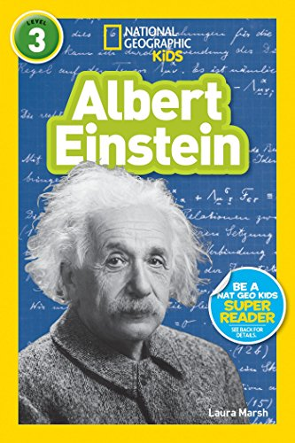 National Geographic Readers: Albert Einstein