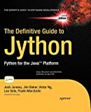 couverture du livre The Definitive Guide to Jython