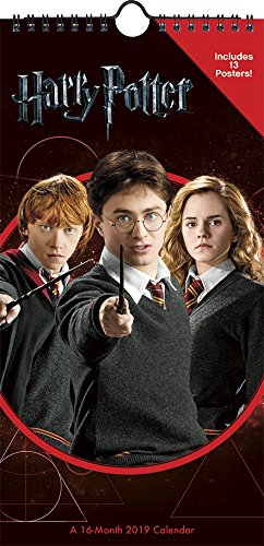 Harry Potter 2019 Poster Calendar