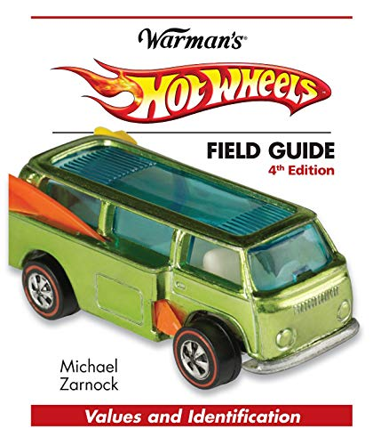Warman's Hot Wheels Field Guide par  Michael Zarnock