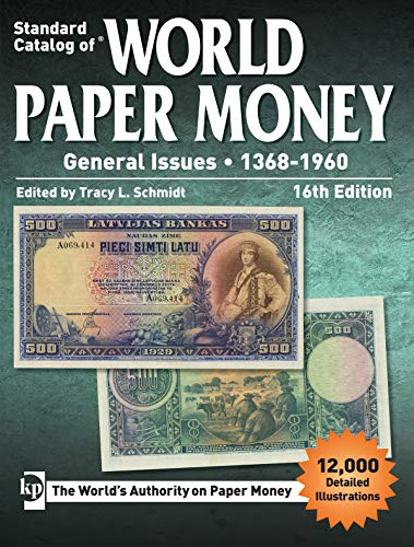 Standard Catalog of World Paper Money, General Issues 1368-1960 par