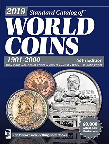 Standard Catalog of World Coins 2019: 1901-2000 par T. Michael