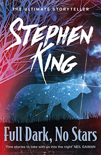 Full Dark, No Stars UK cover