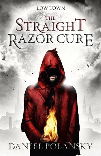 The Straight Razor Cure cover