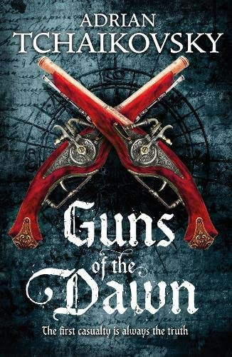 Guns of the Dawn cover