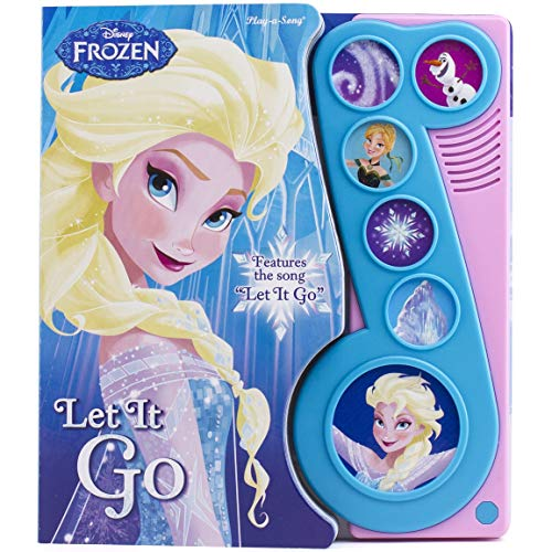 Disney Frozen Little Music Note