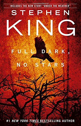 Full Dark, No Stars US cover