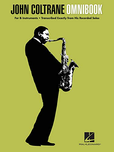 John Coltrane Omnibook: For B-Flat Instruments