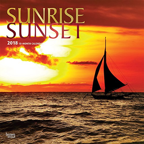 Sunrise Sunset 2018 Calendar
