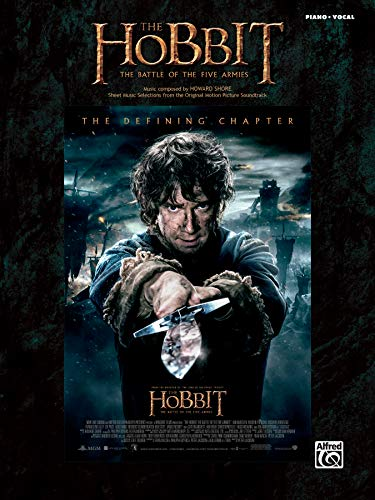 The Hobbit: The Battle of the Five Armies: Piano, Vocal