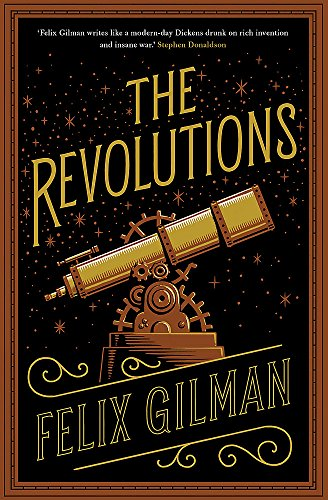 The Revolutions UK cover