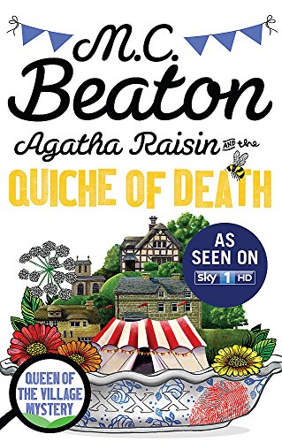 Agatha Raisin and the Quiche of Death par M.C. Beaton