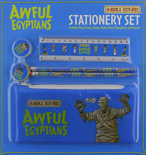 Awful-Egyptians-School-Kit-With-Pencil-C-Horrible-Histories-Stationery-Elgate