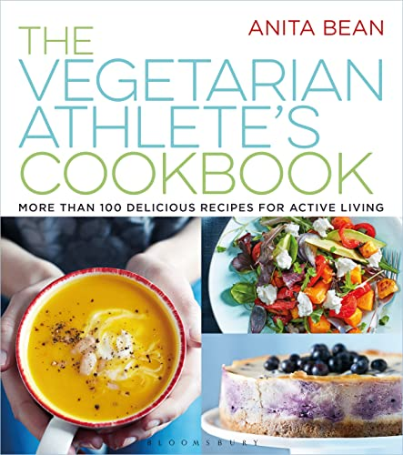 The Vegetarian Athlete's Cookbook