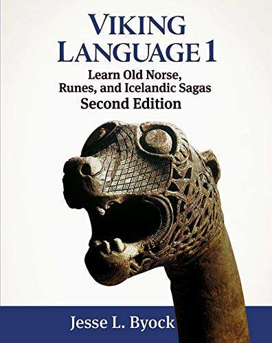 Viking Language 1 Learn Old Norse, Runes, and Icelandic Sagas