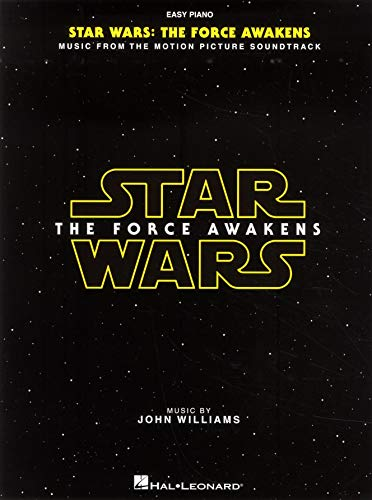 Star Wars Episode VII the Force Awakens Easy Piano