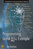 couverture du livre Programming Game AI by Example
