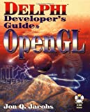 couverture du livre Delphi Developer's Guide to OpenGL