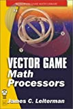 couverture du livre Vector Game Math Processors